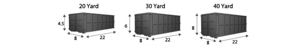 Dumpster Rentals by Sonoran Ranch Services
